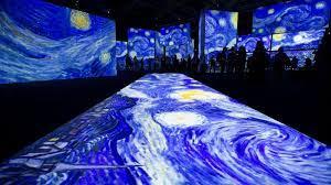 Van Gogh in Auckland